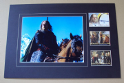 Lord Of The Rings Signed Movie Photo SET  Bruce Hopkins GAMLING